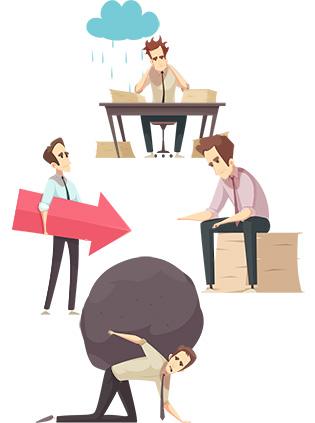 Bisnis yang Menyebabkan Frustrasi